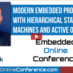 Miro Samek at Embedded Online Conference