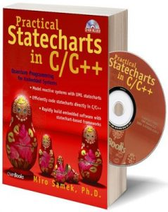 Book: Practical Statecharts in C/C++, 1st Ed
