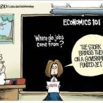 Cartoon: Economics 101