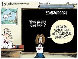Cartoon: Economics 101